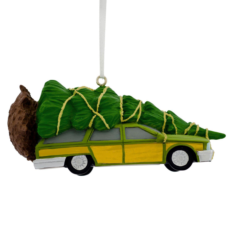 Christmas Vacation Car.Hallmark National Lampoon S Christmas Vacation Station Wagon