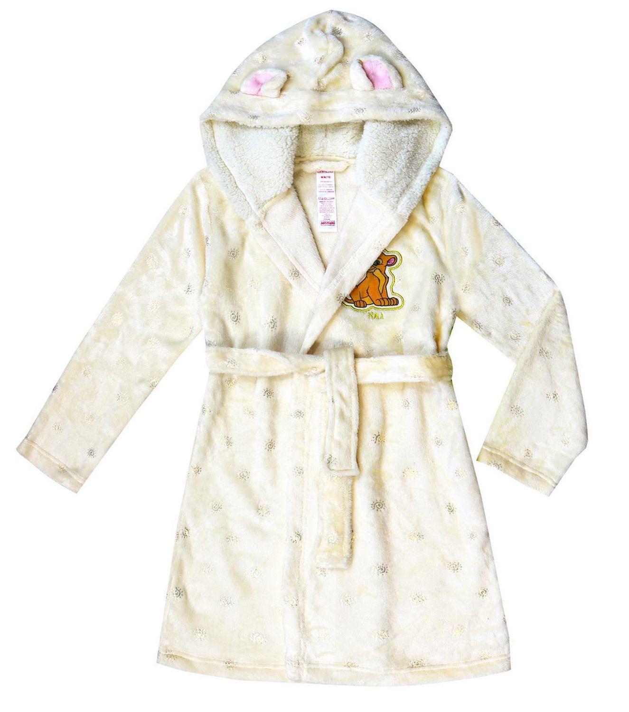 Robe De Chambre De Pour Fille Du Roi Lion Walmart Canada