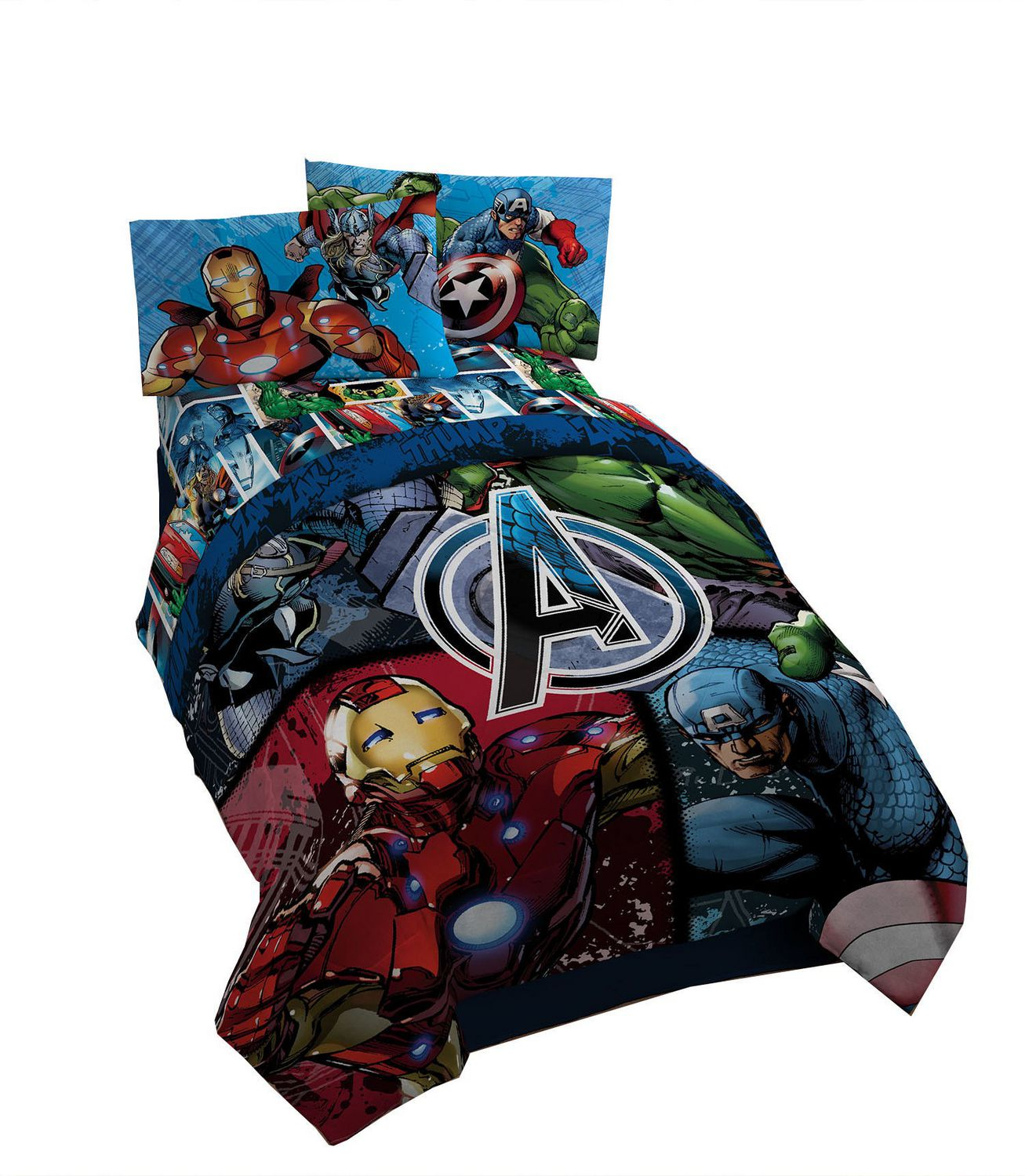 Avengers bedding set twin - Avengers Bedding Set Twin 27
