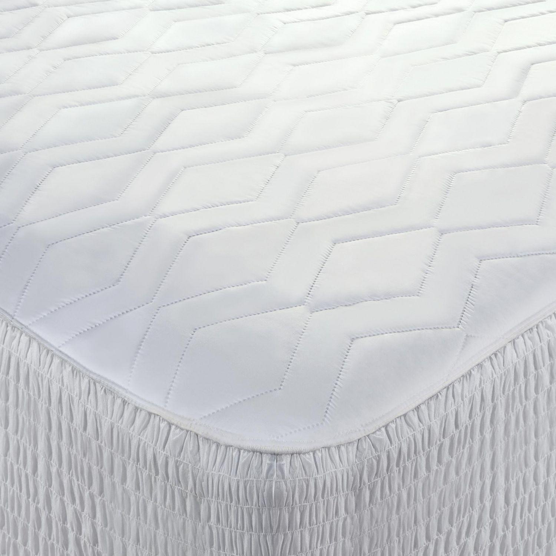 quilted mattress pad. Quilted Mattress Pad B