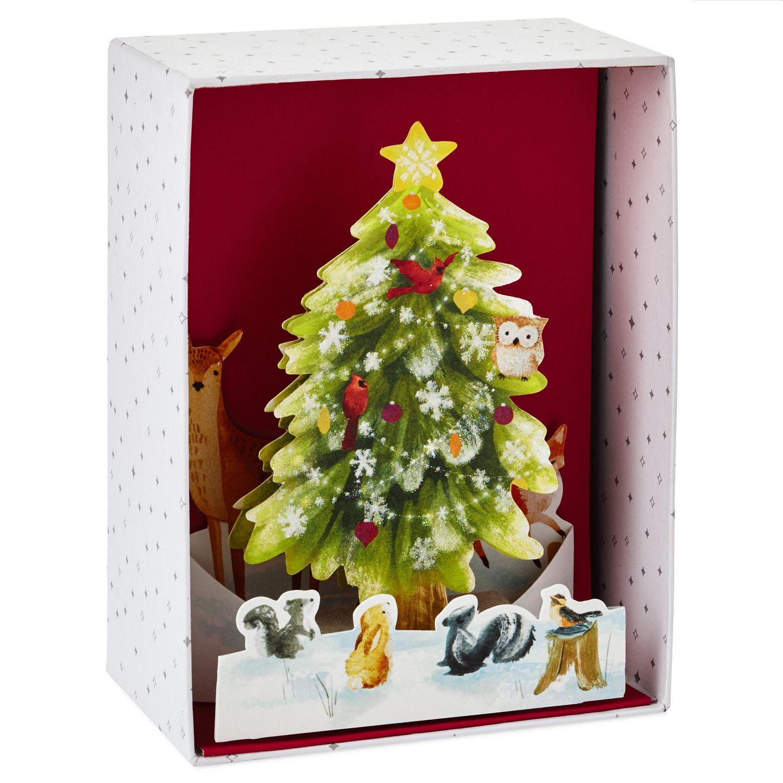 Hallmark Paper Wonder Christmas Boxed Cards, Pop Up ...