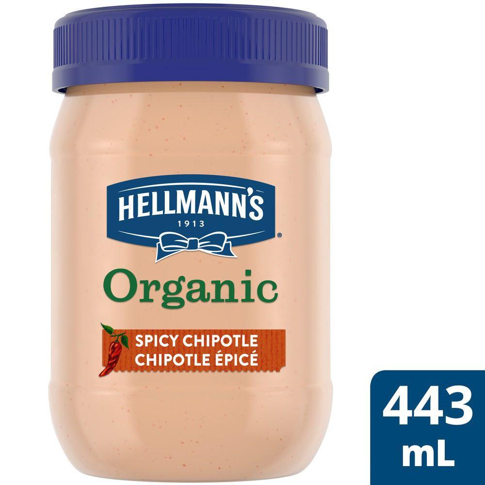 Hellmann S Organic Spicy Chipotle Mayonnaise Walmart Canada