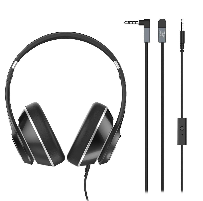 Blackweb Premium Series Studio Over Ear Headphones Walmart Canada