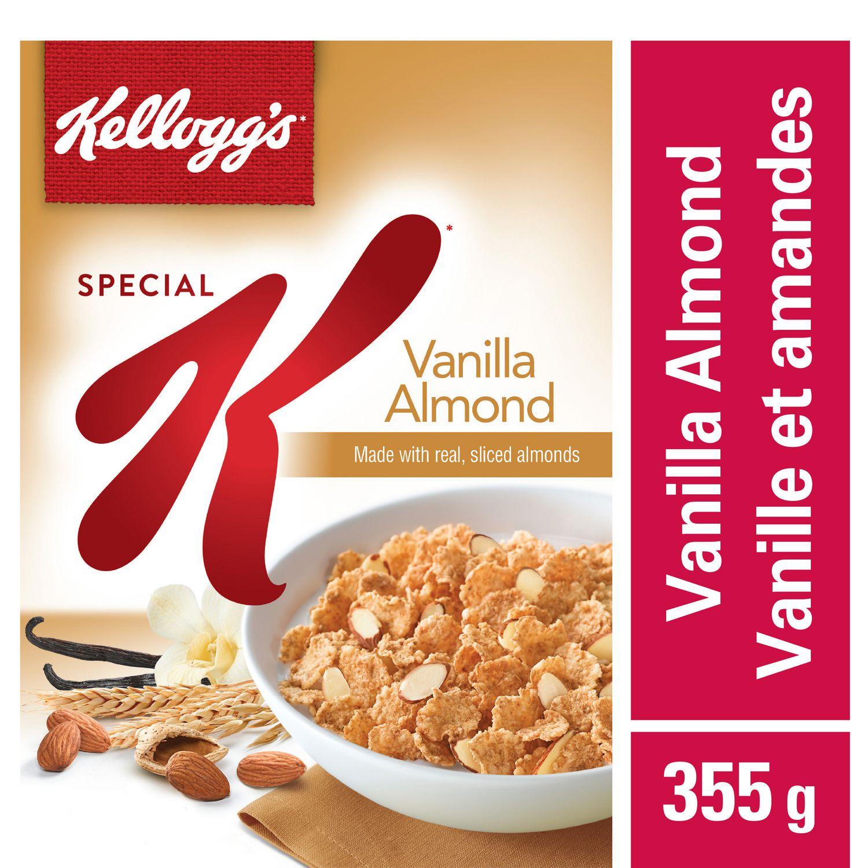 Kellogg's Special K Vanilla Almond Cereal, 355g