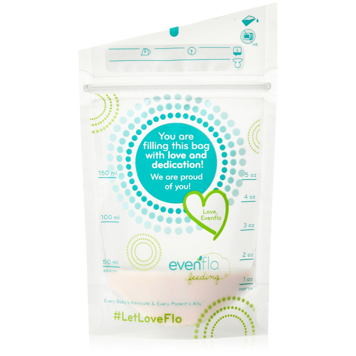 Evenflo Feeding Advanced Breast Milk Storage Bags  Walmart Canada-2174