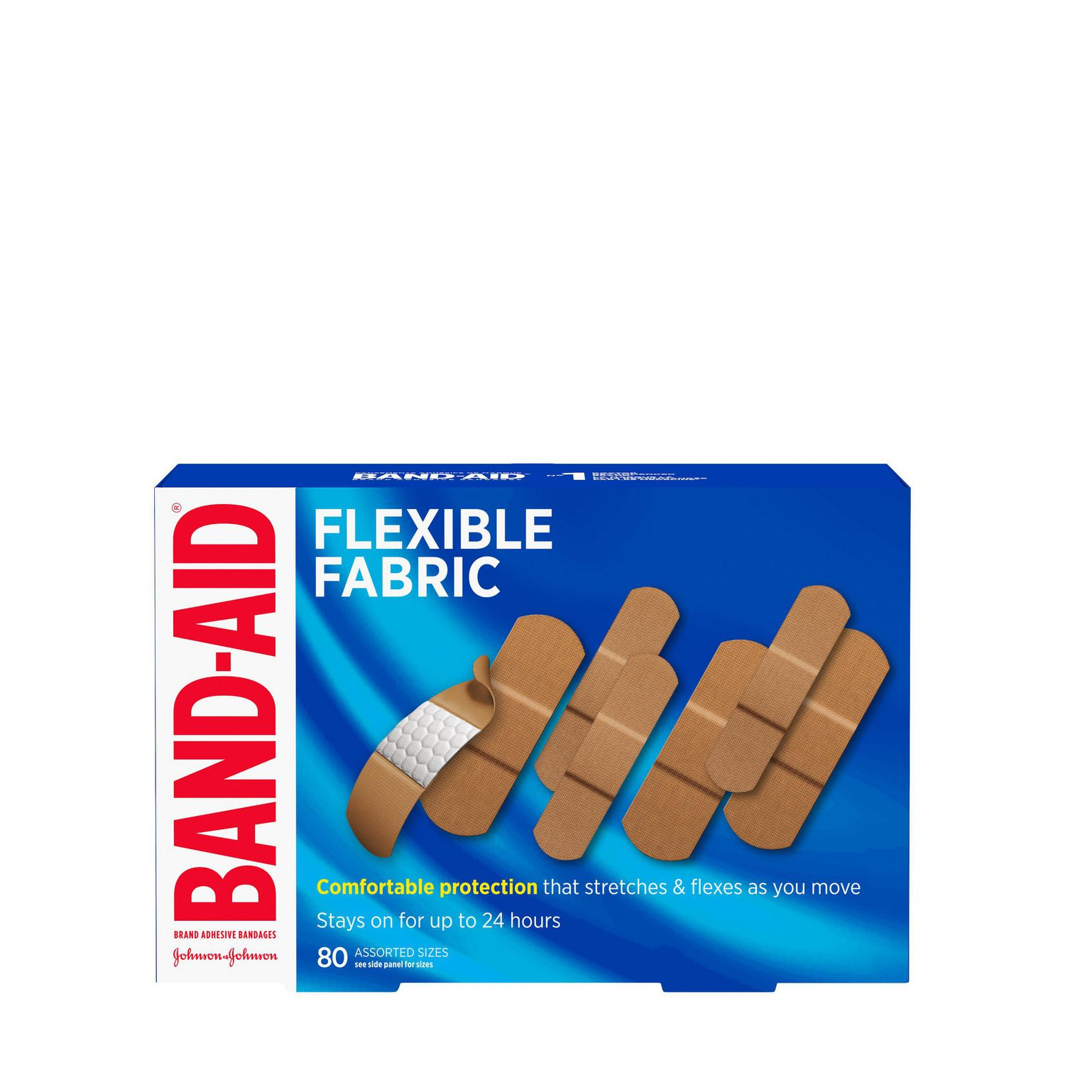 buy pharmacy online walmart band aid® flexible fabric adhesive bandages value pack