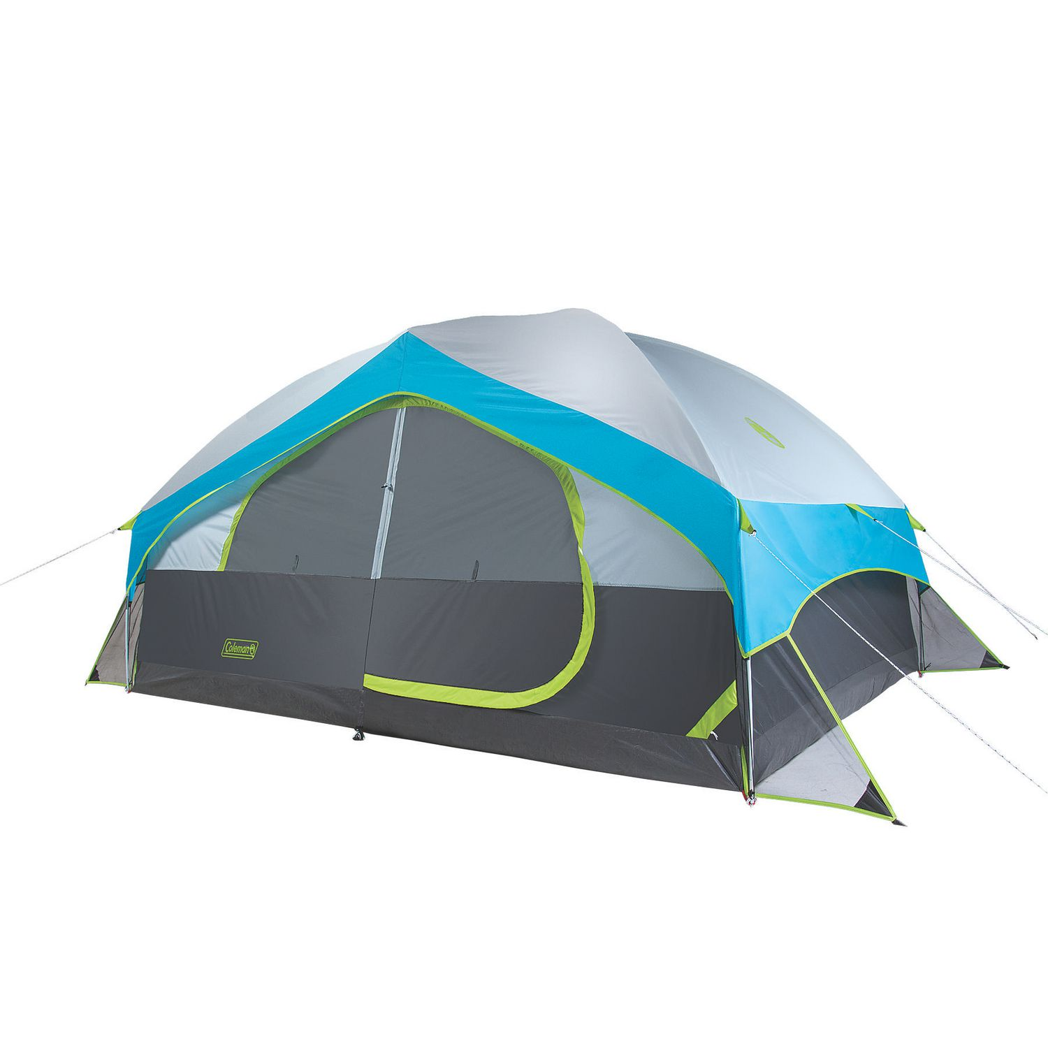 Coleman 6 Person Grand Valley Tent. Fits 2 Queen Airbeds  sc 1 st  Walmart Canada & Tents - Waterproof Tents for Camping | Walmart Canada
