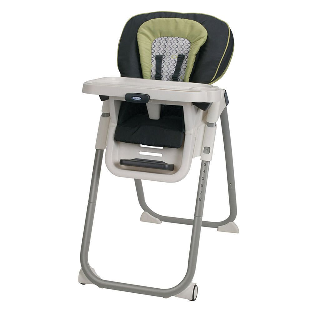 Baby eating chair attached to table - Graco Tablefit San Marino High Chair