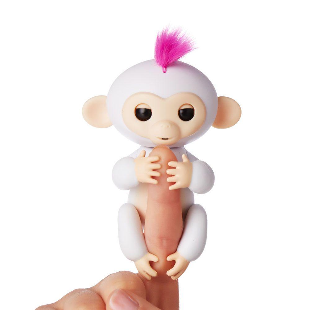 Fingerlings Wowwee Baby Monkey Interactive Pet Walmart
