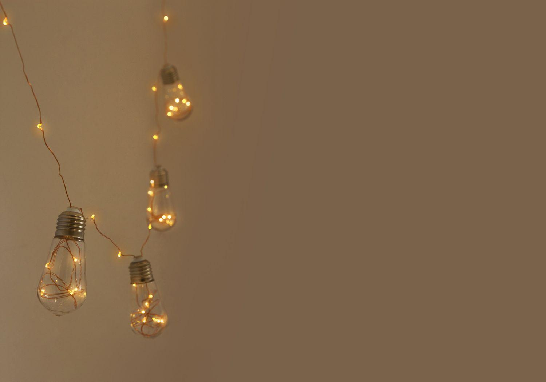 Sharper Image Copper Wire Edison Bulb String Lights Walmart Canada