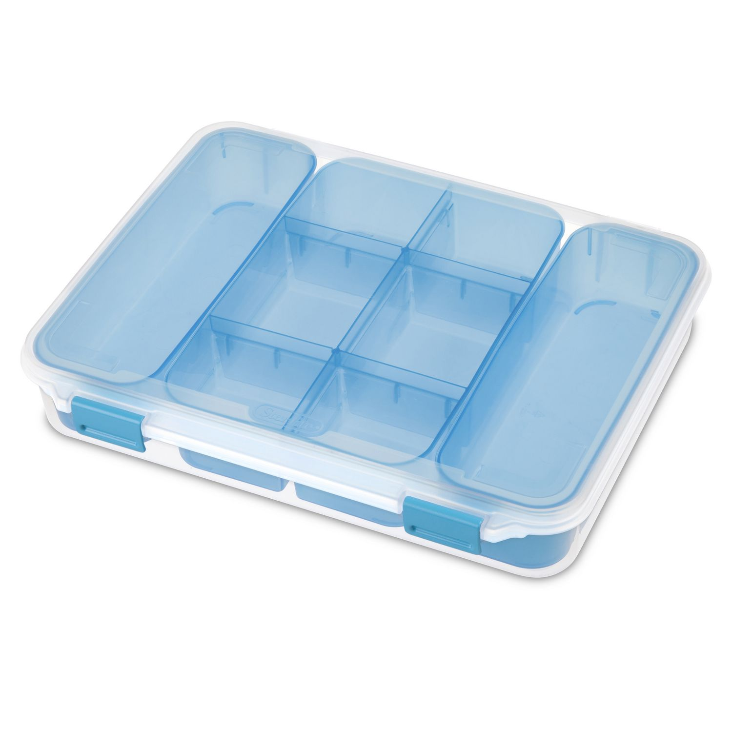 What are some retailers that sell Sterilite containers?