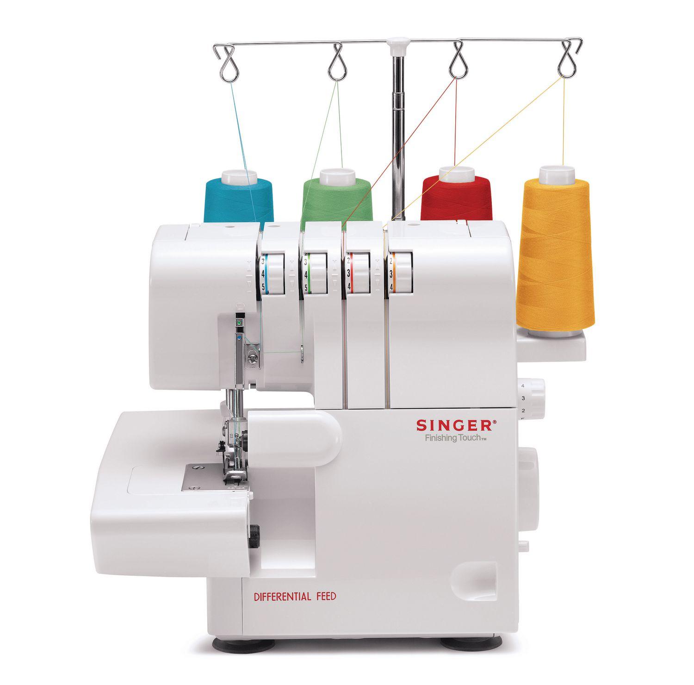 buy sewing machines online walmart singerreg finishing touch 14sh654 serger sewing machine