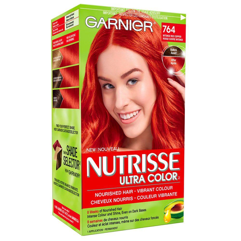 Garnier Nutrisse Ultra Color Intense Red Copper 764 Walmart Canada