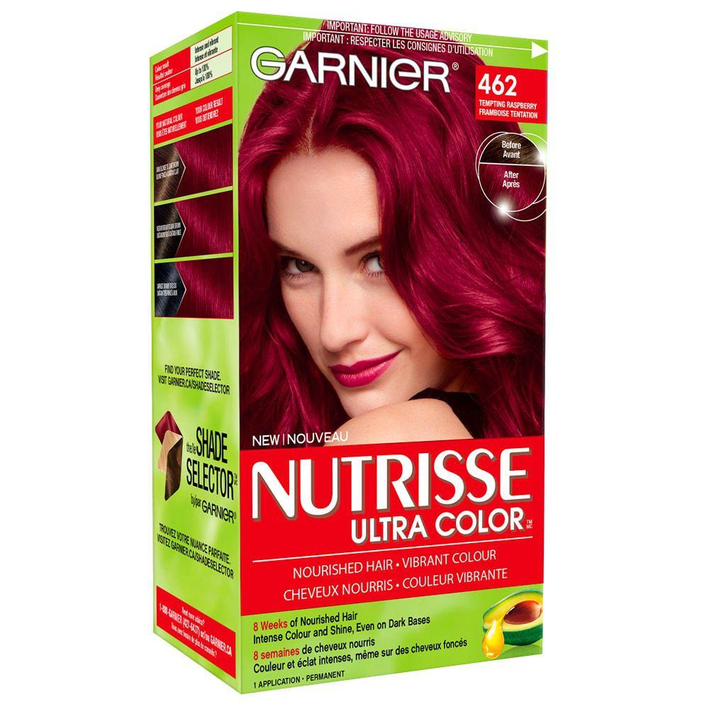 Garnier Nutrisse Hair Color Reviews Red Best Hair Color 2017