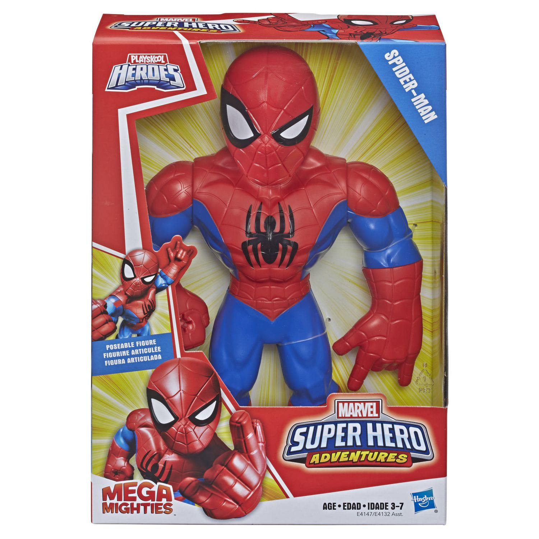 Playskool Heroes Marvel Super Hero Adventures Mega ...