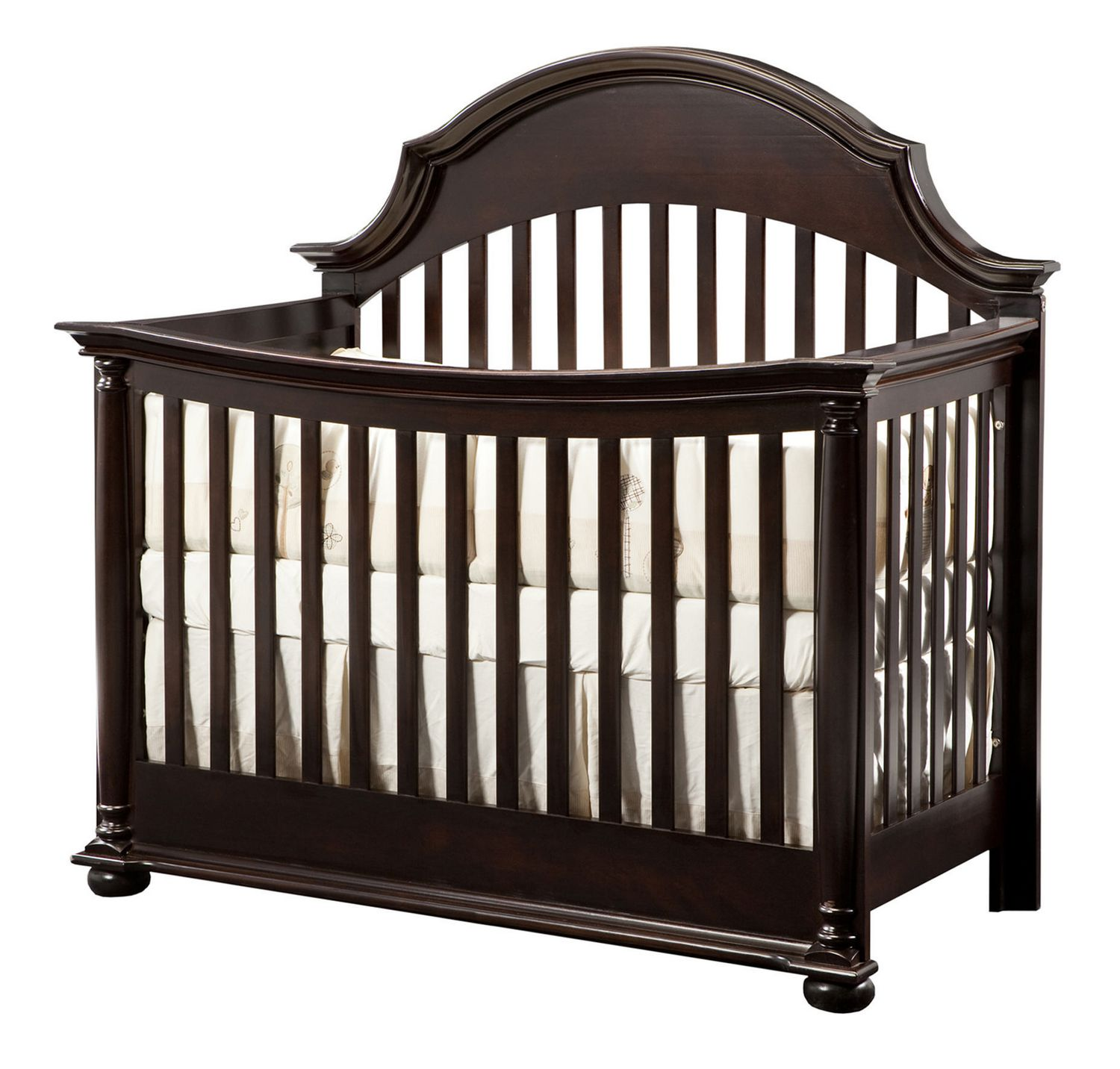Used crib for sale ottawa - Shermag Penelope Espresso 4 1 Crib
