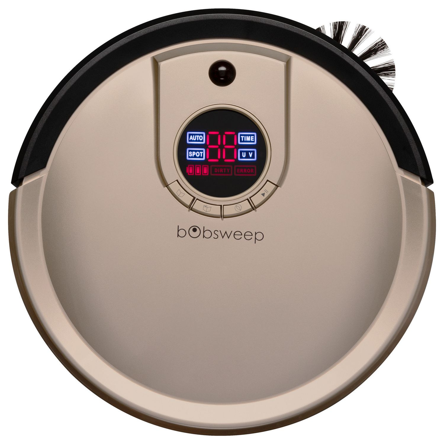 ~ Left /& Right Wheels Champagne bObsweep PetHair Robot Vacuum Cleaner and Mop
