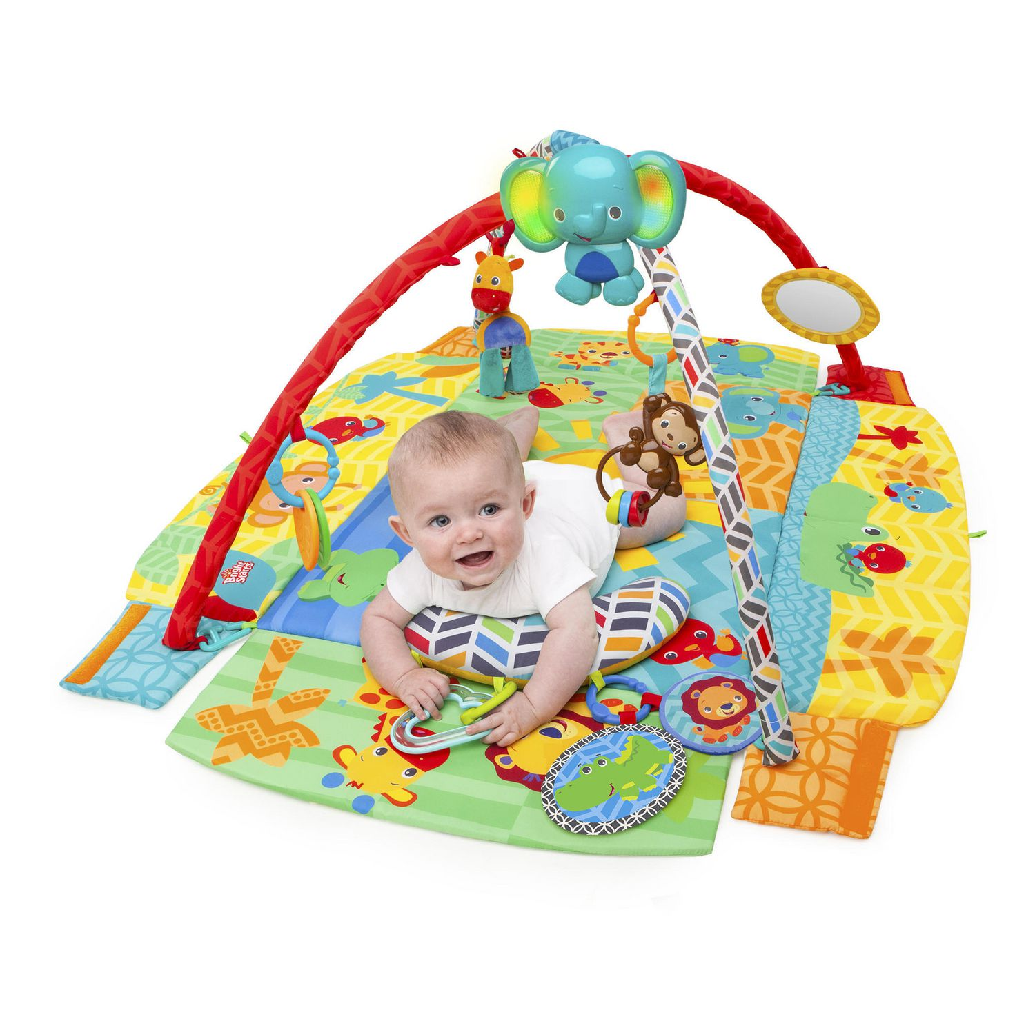 Bright Starts™ Sunny Safari™ Baby s Play Place™ Activity Gym