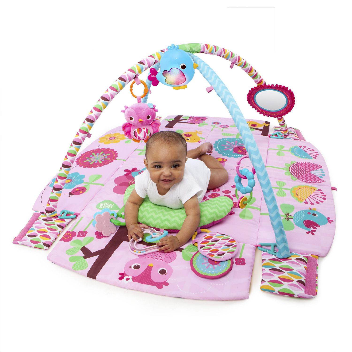 Bright Starts™ Sweet Songbirds™ Baby s Play Place™ Activity Gym