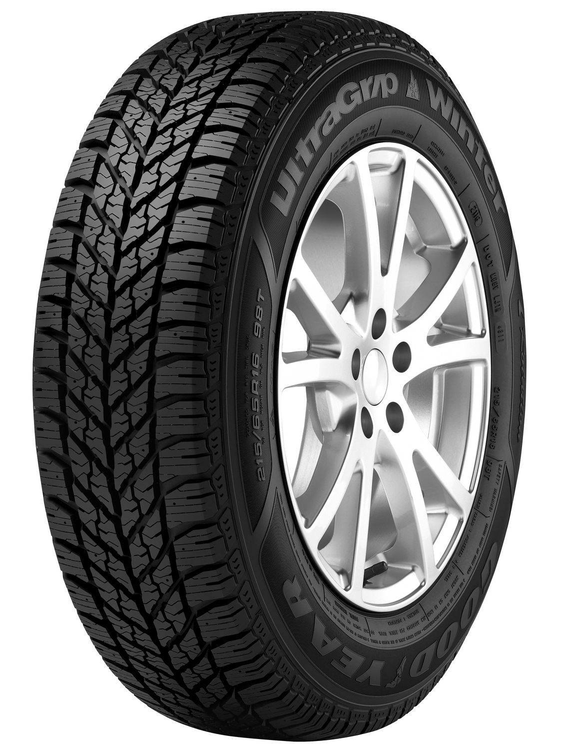 205 55R16 Winter Tires >> Goodyear 205/55R16 Ultra Grip Winter | Walmart Canada