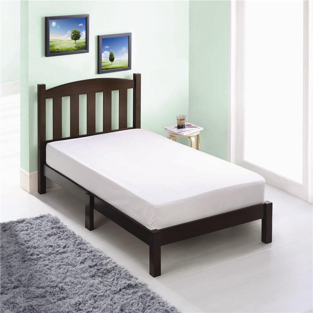 Mainstays Twin wood bed Walmartca
