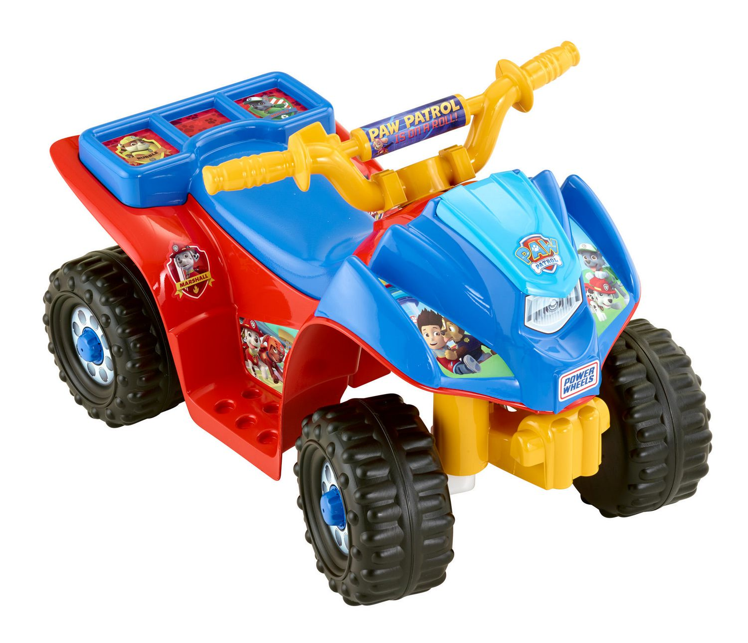 Power Wheels PAW Patrol Lil Quad Vehicle