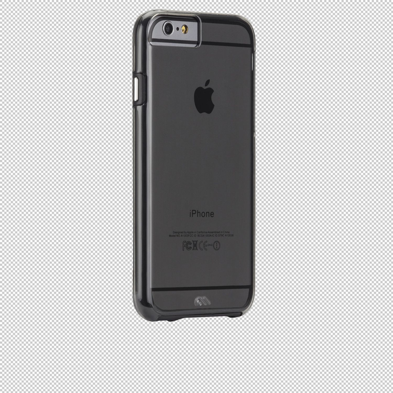 cheap for discount 82355 a4cac Case-Mate Tough Naked Case for iPhone 6 - Smoke