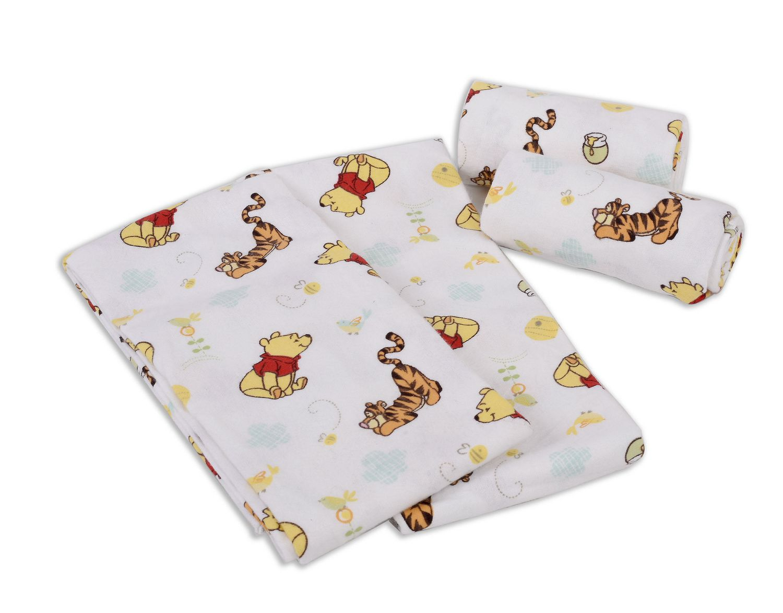 Disney Winnie The Pooh Receiving Blankets | Walmart Canada