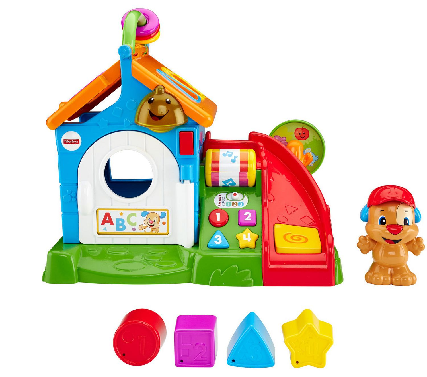 Fisher Price Laugh & Learn Smart Stages Activity Playhouse
