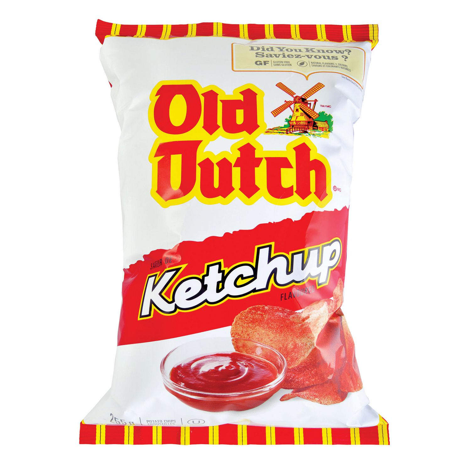 Old Dutch Ketchup Potato Chips | Walmart Canada