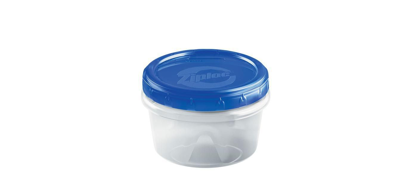 Red Expansion Pack for use with Swirl Around Carousel /& Storage Food Containers