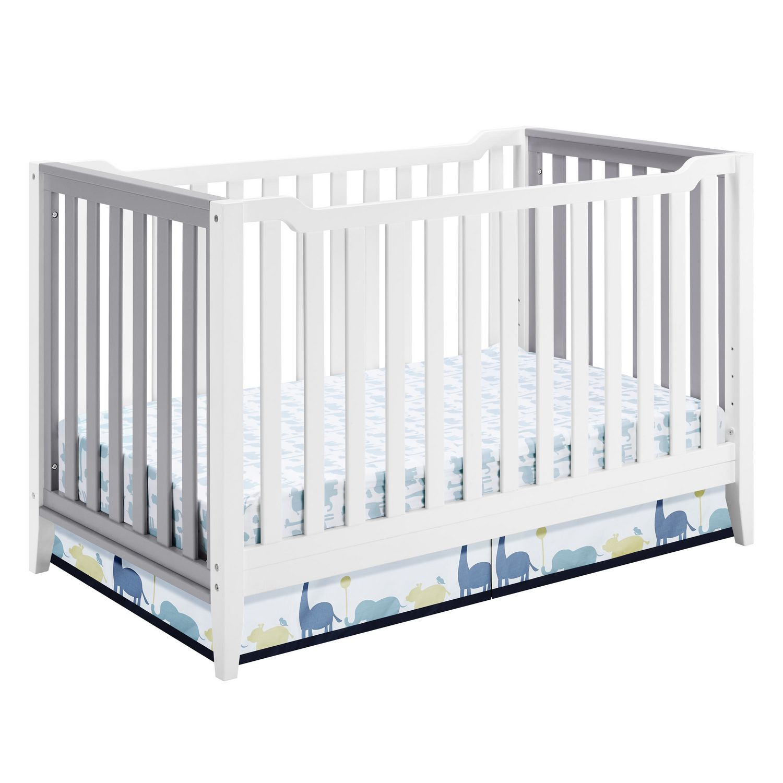 crib emily toddler cribs raw magnifier convertible davinci rail baby w in ebony
