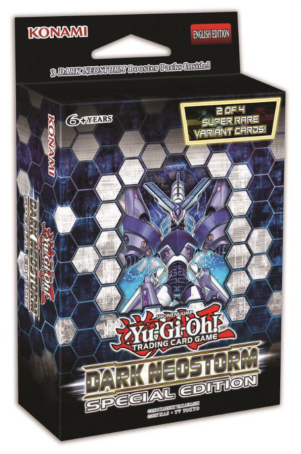 yugioh cards  dark neostorm special edition deck