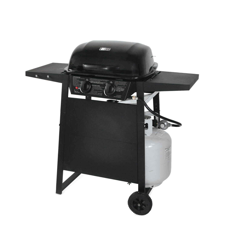 Backyard Grill Backyard 2 Burner with BBQ Grill - GBC1503W ...