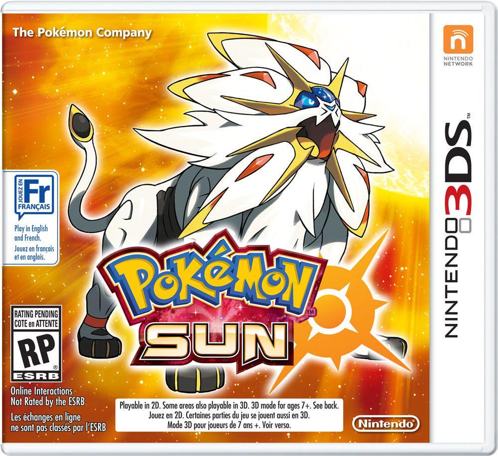 nintendo ds consoles ds games walmart pokemon sun 3ds