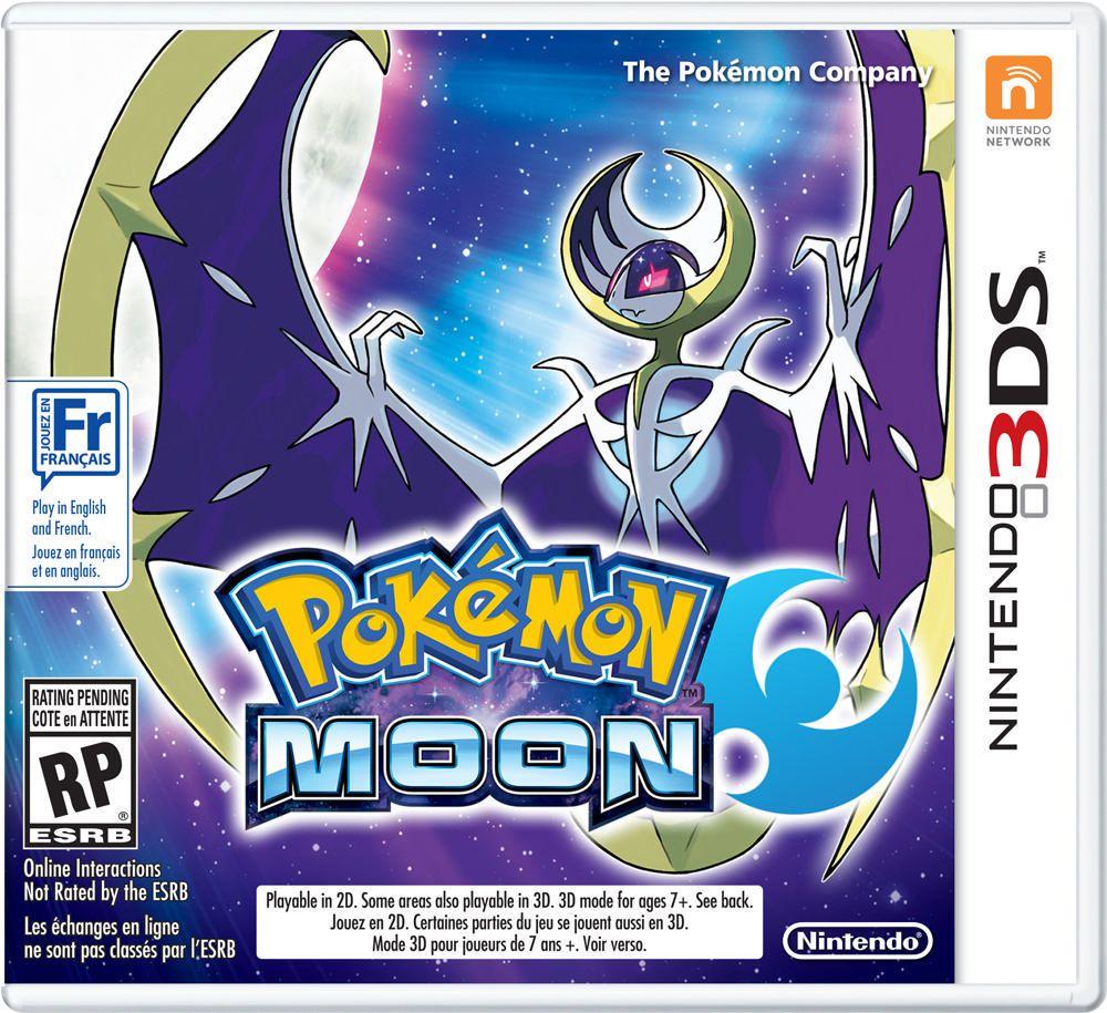 nintendo ds consoles ds games walmart pokemon moon 3ds