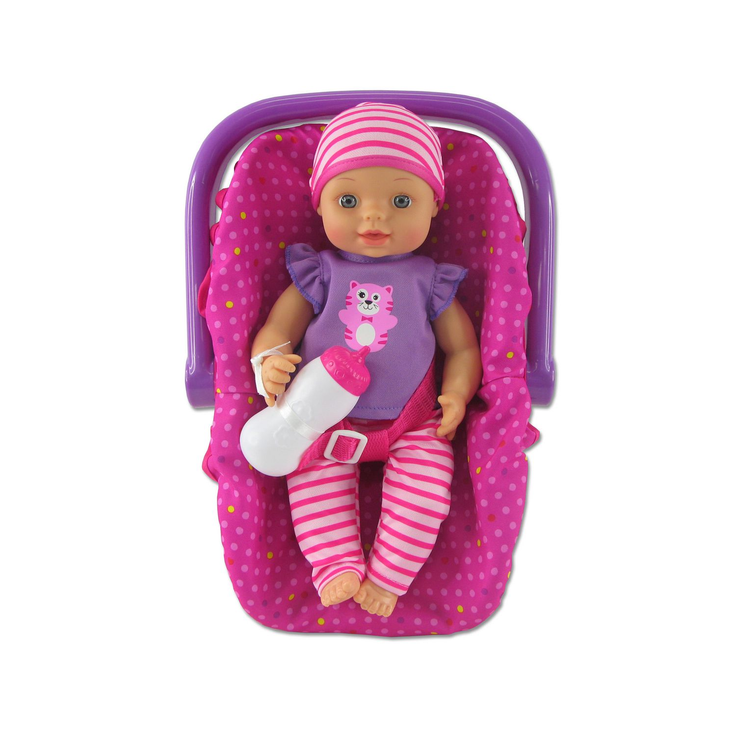 My Sweet Baby 13 Inch Doll With Carrier Set