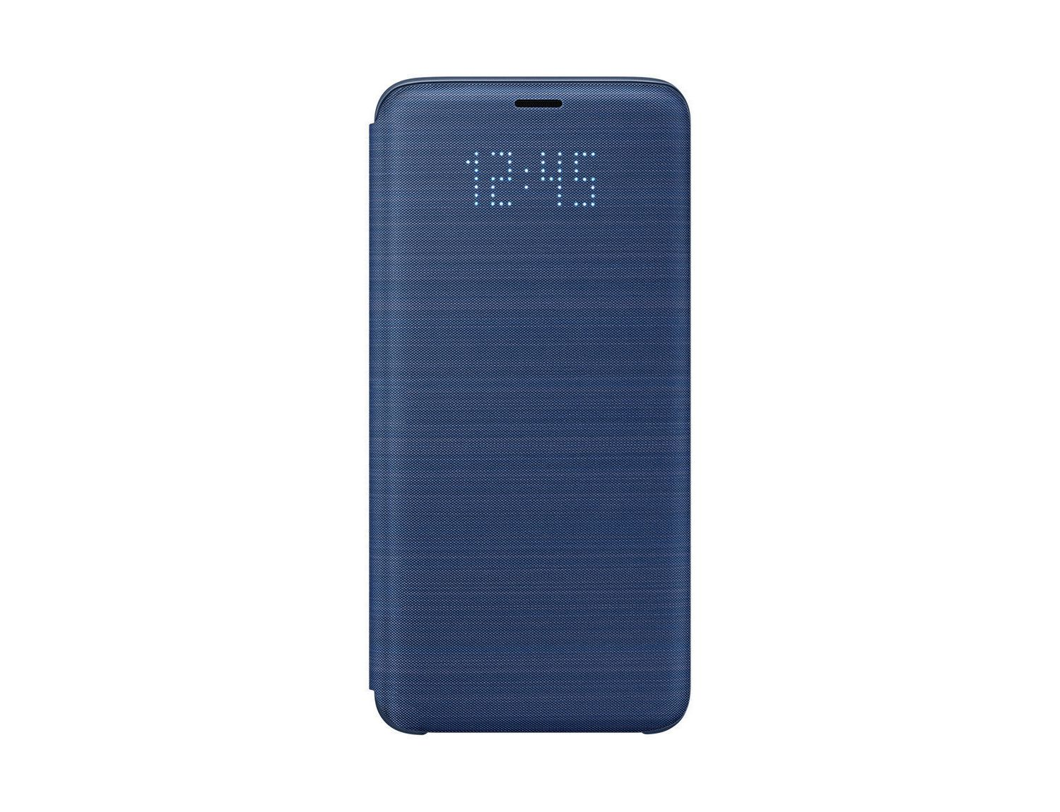 huge discount 47c59 7032b Samsung Galaxy S9 Plus LED View Cover Blue