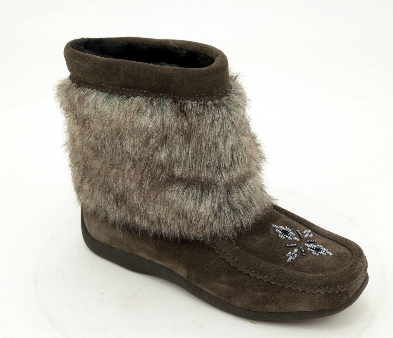 Silky Suede Winter Boots | Walmart Canada