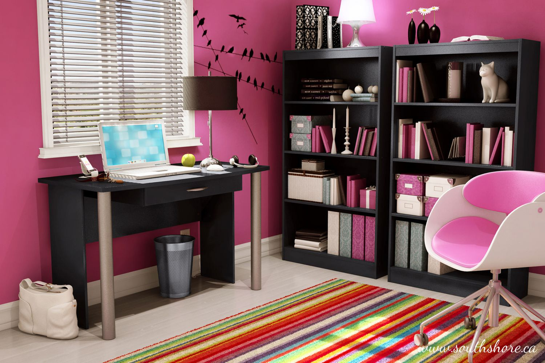 pink barn can pottery dollhouse i teach bookcase diy kids child my