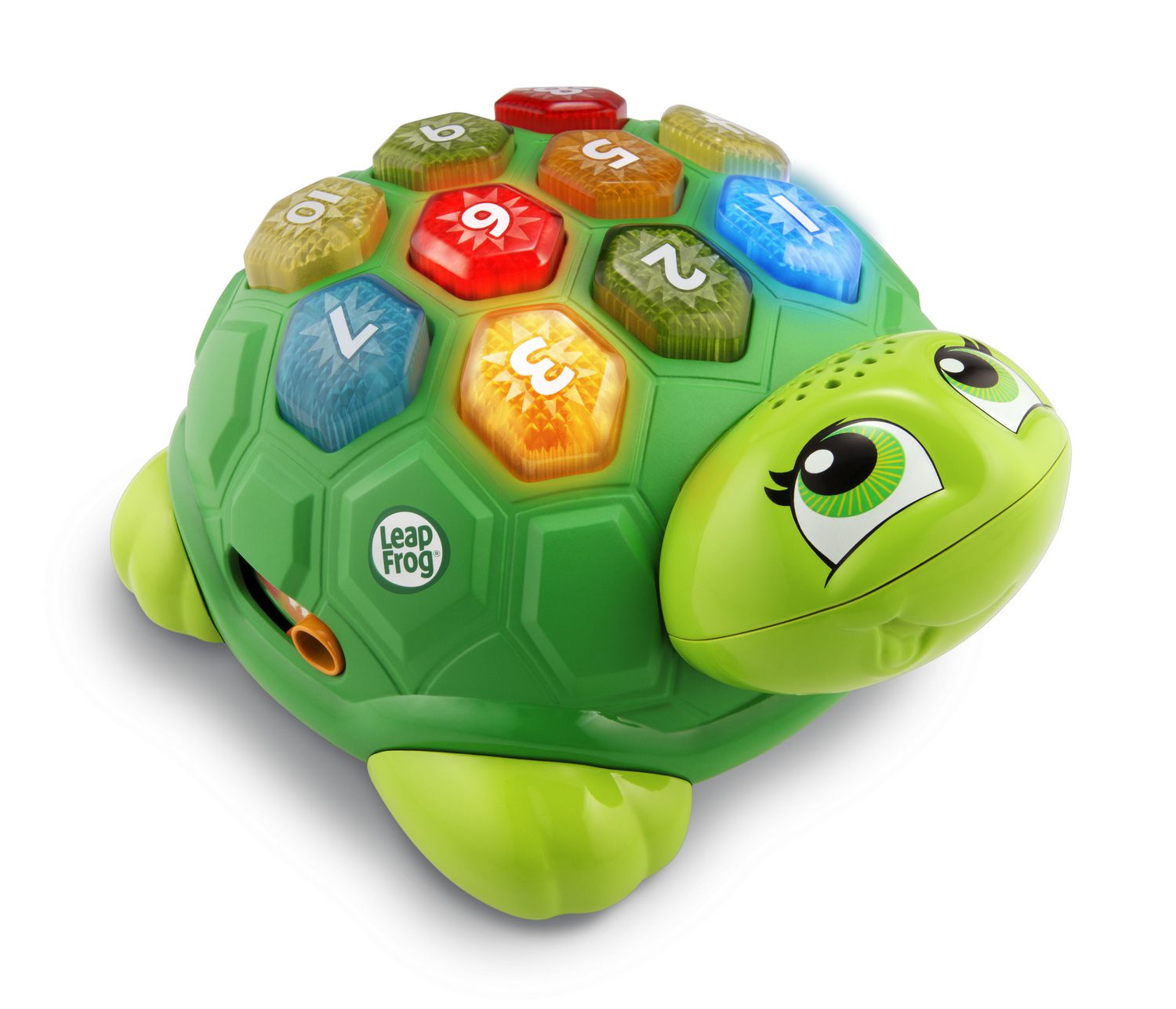 LeapFrog Melody The Musical Turtle Learning Toy - English ...