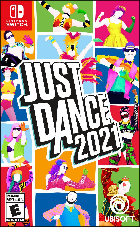 ダンス switch ジャスト ジャストダンス2021 情報まとめ