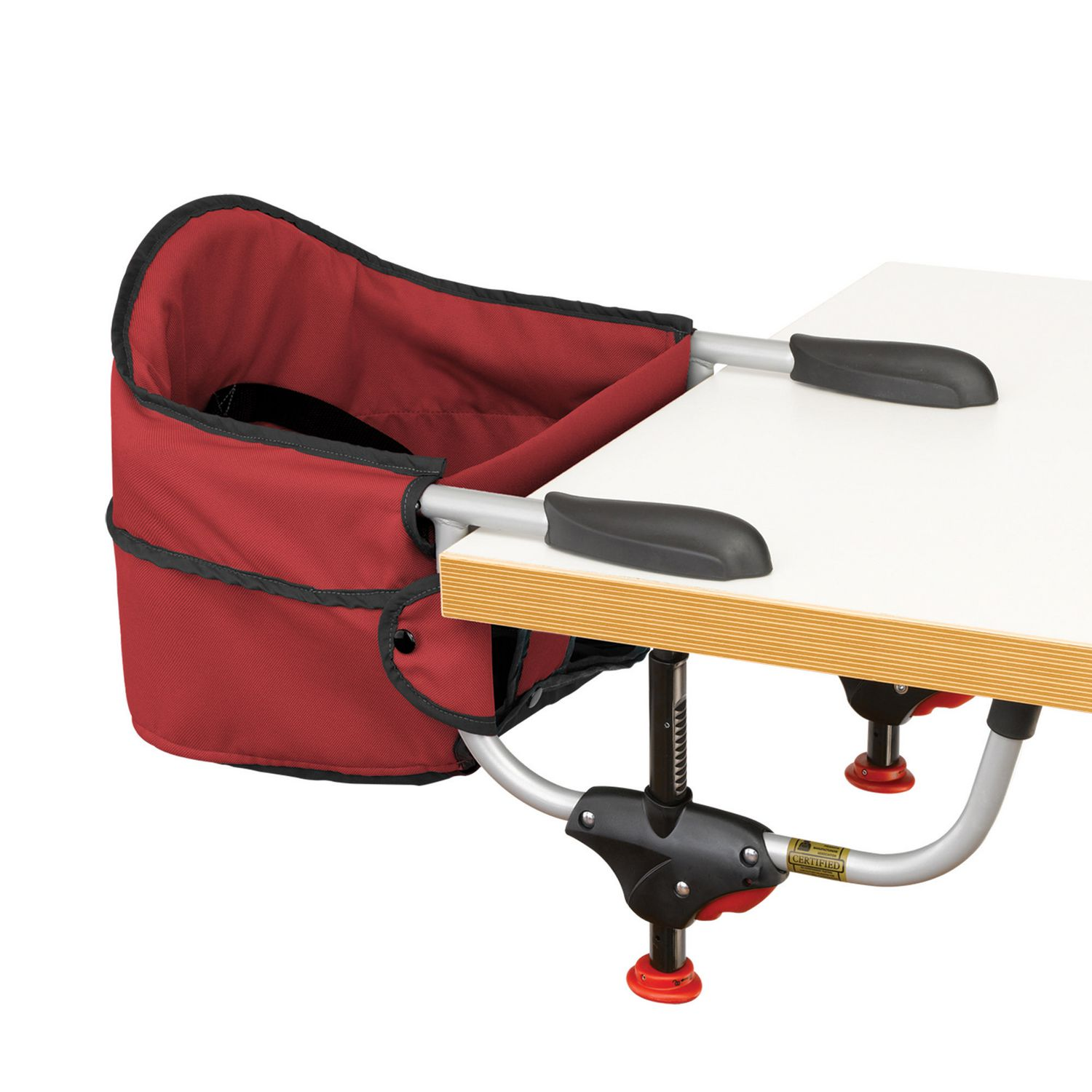 99f2e938497a0 Chicco Caddy Hook-On Chair - Red - image 1 of 5 zoomed image