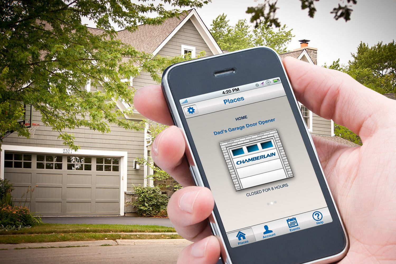 app design remote apps chamberlain door doors android universal on inspire genie google play regarding to garage opener you
