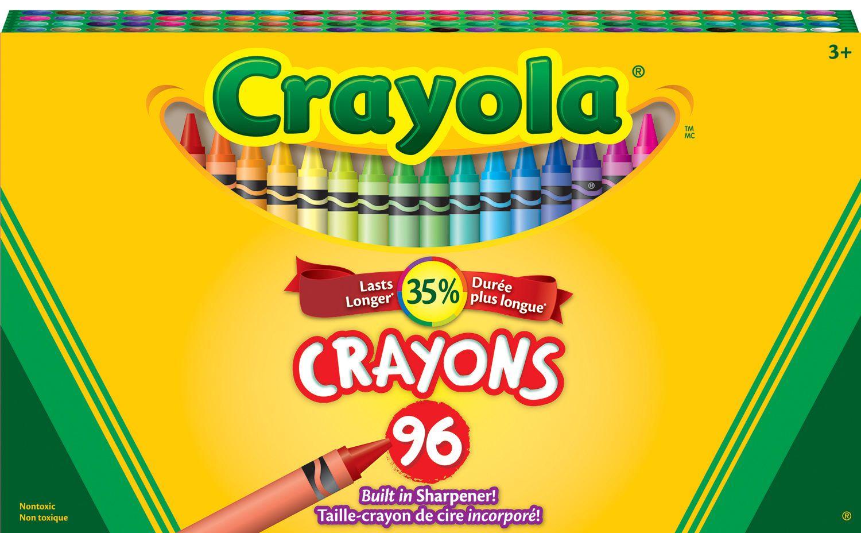 crayola crayons walmart canada