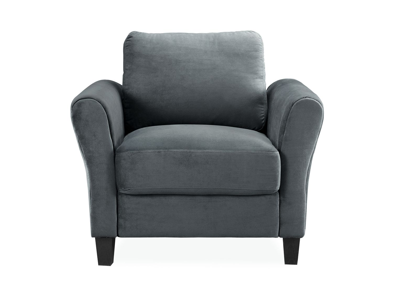 barrister armen raw gray chair living