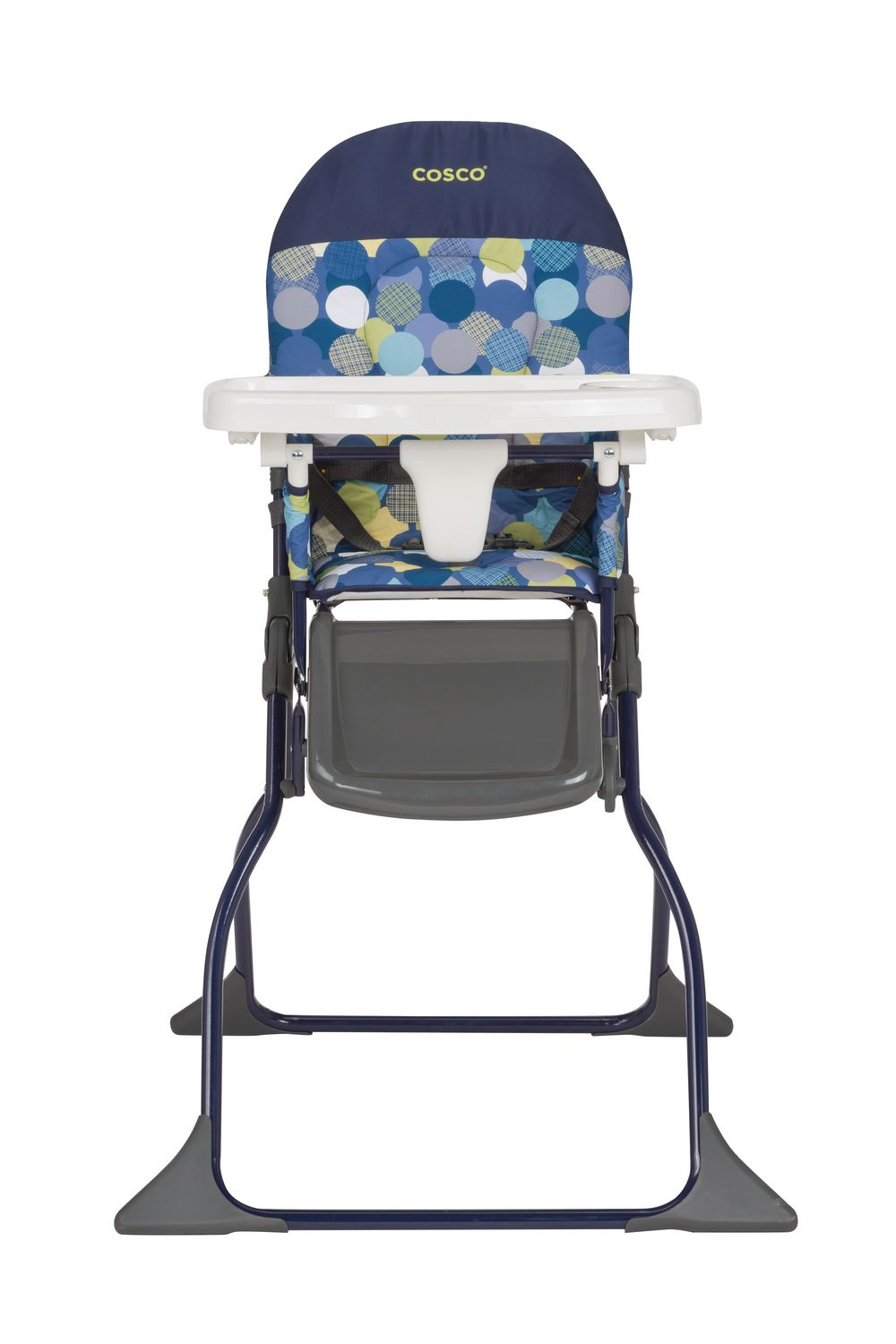 Baby eating chair attached to table - Cosco Juvenile Comet Simple Fold High Chair
