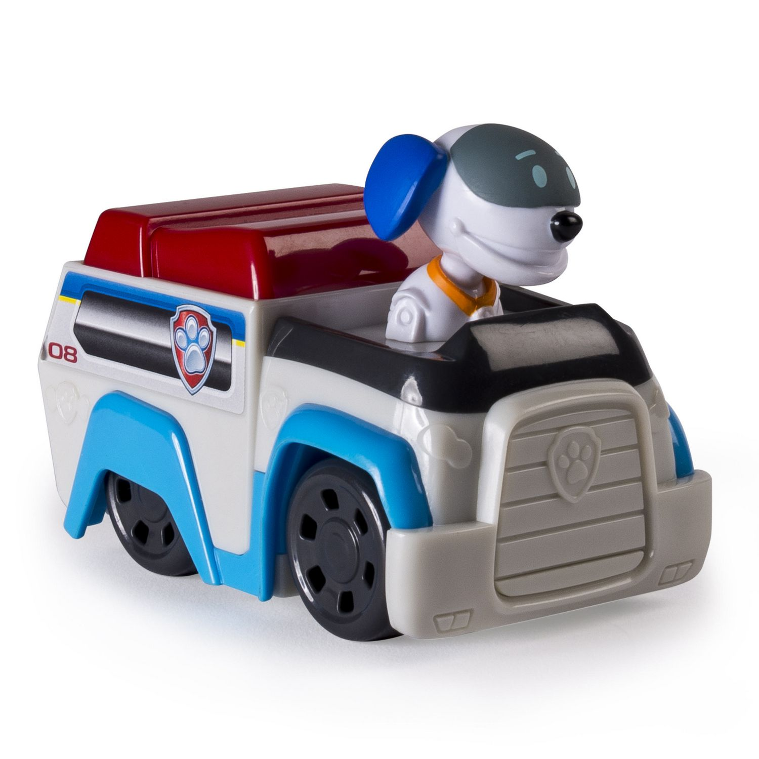 PAW Patrol Racers Robodogs Vehicle