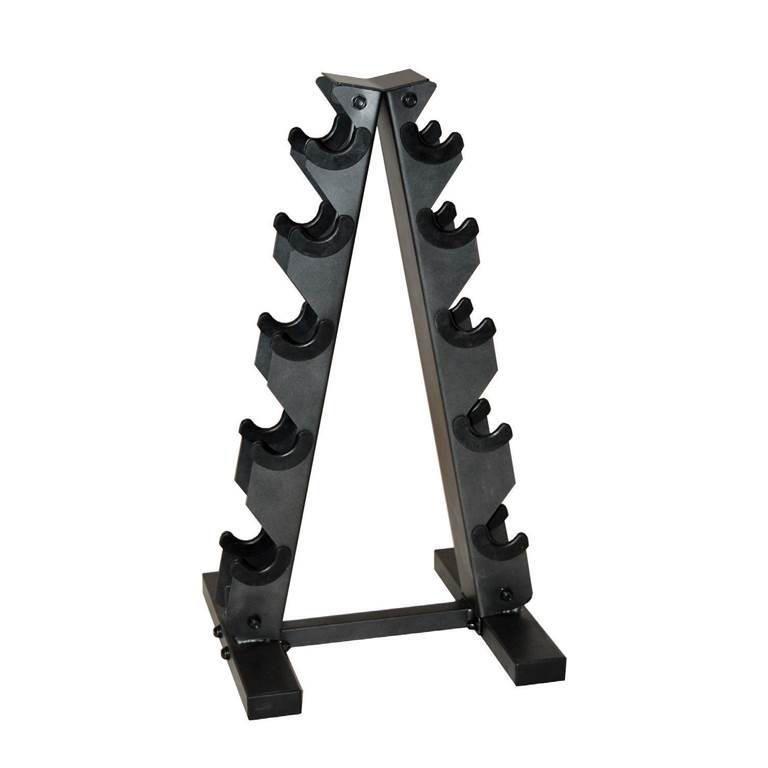 Weight Rack Walmart: CAP Barbell A-Frame Dumbbell Rack