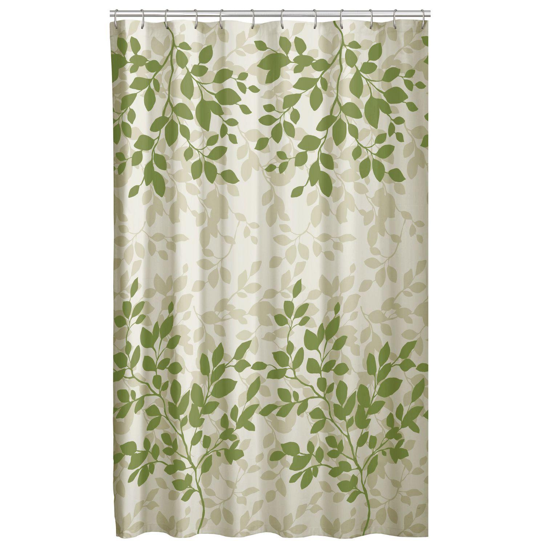 Mainstays Fabric Shower Curtain | Walmart Canada
